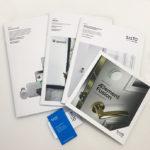 Producción de catálogos para Salto System
