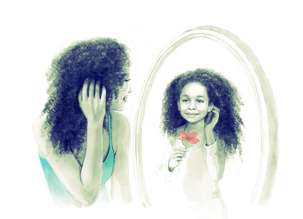Love your curls by Annick Poirier