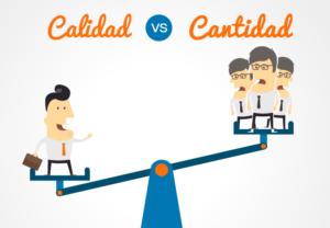 Cantidad VS calidad de los seguidores en Redes Sociales. ¿Qué te aporta más?