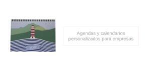 Agendas y calendarios personalizados para empresas.