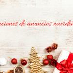 CANCIONES DE ANUNCIOS NAVIDEÑOS
