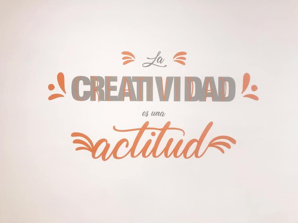 La creatividad es una actitud