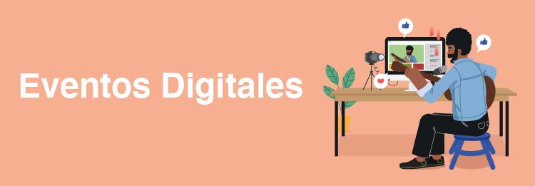 Eventos digitales: los nuevos eventos musicales son virtuales