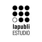 Logotipo de LapubliESTUDIO antiguo